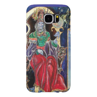NEUROMANCER Magician King Samsung Galaxy S6 Cases