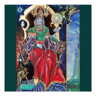 NEUROMANCER , red blue green Custom Invite