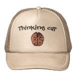 Neuromonkey thinking cap