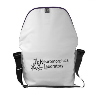Neuromorphics Lab bag Courier Bag