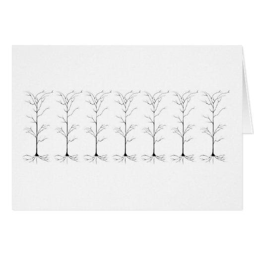 Neuron Chorus Line Card