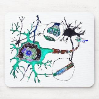 Neuron! Mouse Mat