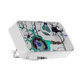 Neuron! Portable Speakers