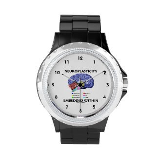 Neuroplasticity Embedded Within (Brain Anatomy) Watch