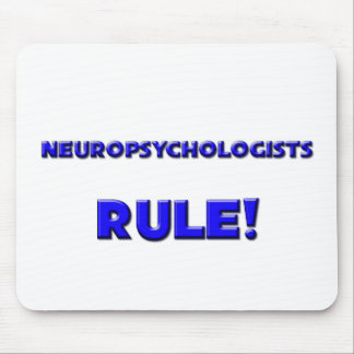 Neuropsychologists Rule! Mouse Pad