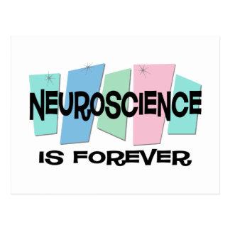 Neuroscience Is Forever Postcard