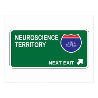 Neuroscience Next Exit Postcard