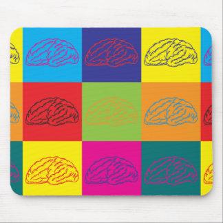 Neuroscience Pop Art Mouse Pad