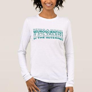 Neuroscientist 3% Talent Long Sleeve T-Shirt