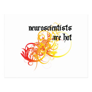 Neuroscientists Are Hot Postcard