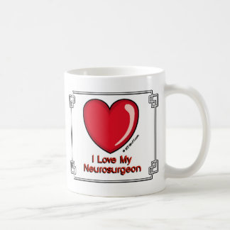 Neurosurgeon Coffee Mug