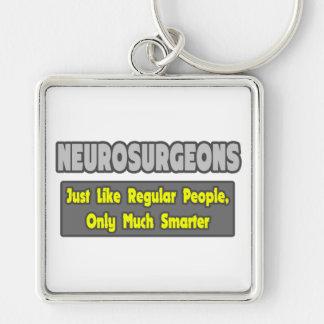 Neurosurgeons ... Smarter Key Ring