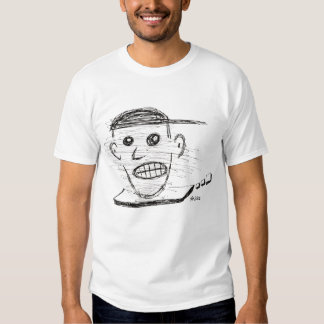 Neurotic Face T Shirt