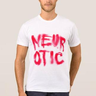 Neurotic Red T-shirts