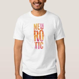Neurotic Watercolor Grungy Tee Shirts