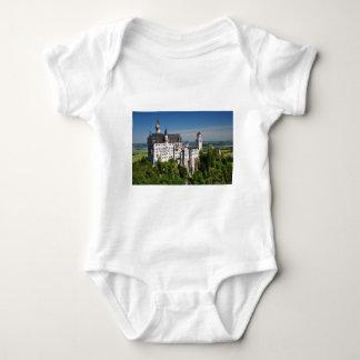 Neuschwanstein Castle Baby Bodysuit