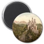 Neuschwanstein Castle, Bavaria, Germany Fridge Magnets
