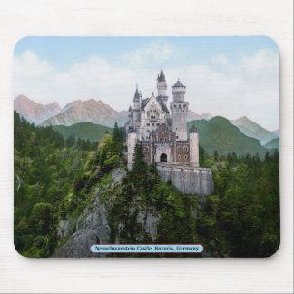 Neuschwanstein Castle, Bavaria, Germany Mouse Pad