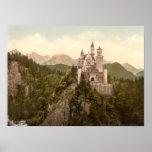 Neuschwanstein Castle, Bavaria, Germany Print