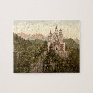 Neuschwanstein Castle, Bavaria, Germany Puzzle