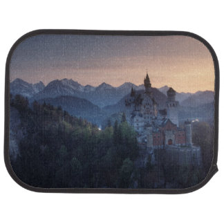 Neuschwanstein Castle, built late 1800's by Car Mat