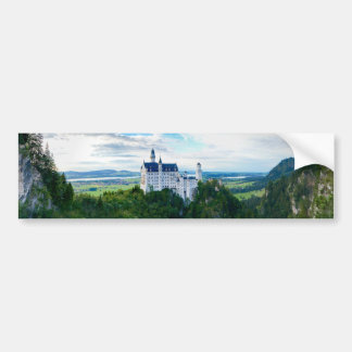 Neuschwanstein Castle Bumper Sticker