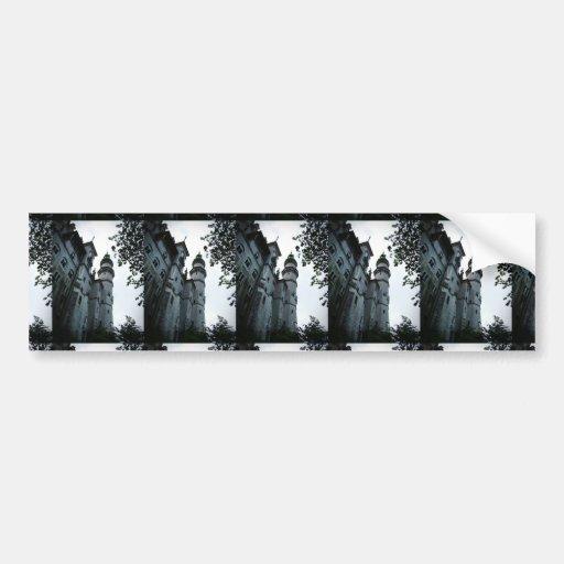 Neuschwanstein Castle Bumper Stickers