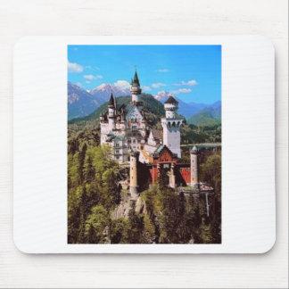 neuschwanstein castle - germany mouse mat