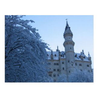 Neuschwanstein Castle, Germany Postcard