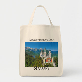 NEUSCHWANSTEIN CASTLE, GERMANY TOTE BAG
