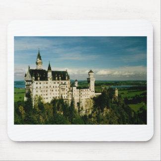 Neuschwanstein Castle Mouse Mat