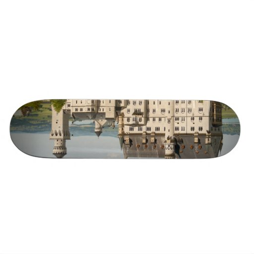Neuschwanstein - Fairy Castle Custom Skate Board