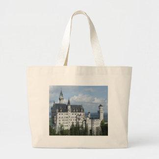 Neuschwanstein Jumbo Tote Bag