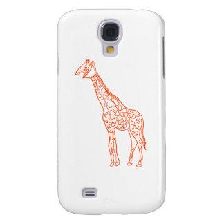 Neutered Giraffe Samsung Galaxy S4 Cases