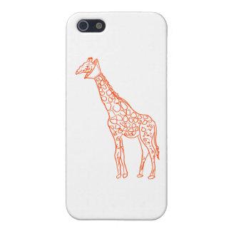 Neutered Giraffe Cover For iPhone 5