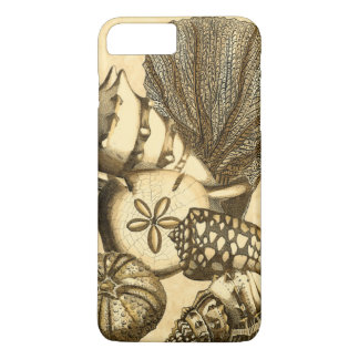 Neutral Shells and Coral Collection iPhone 8 Plus/7 Plus Case