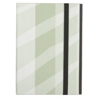 Neutral Zebra Print iPad Folio Case