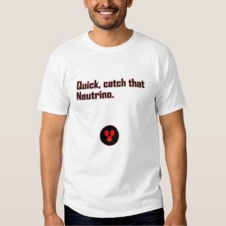 neutrino t shirt zazzle