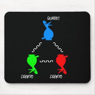 Neutron Quark Duck Mouse Mat
