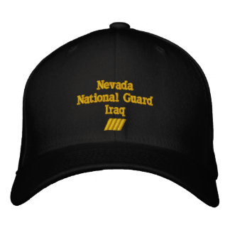 Nevada 24 MONTH Embroidered Baseball Cap