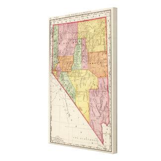 Nevada 2 gallery wrap canvas