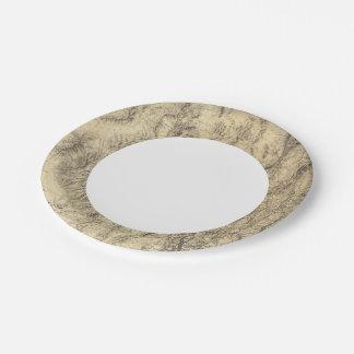 Nevada 6 7 inch paper plate