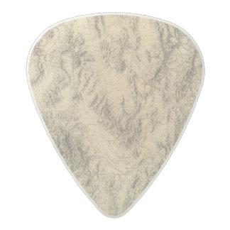 Nevada 6 acetal guitar pick