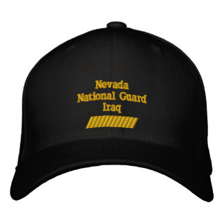 Nevada 72 MONTH TOUR Embroidered Baseball Cap