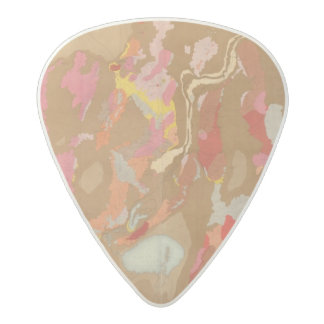 Nevada Basin Geological Acetal Guitar Pick