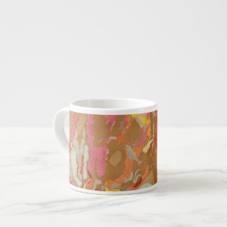 Nevada Basin Geological Espresso Cup