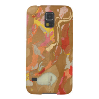 Nevada Basin Geological Galaxy S5 Cover