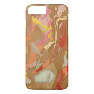 Nevada Basin Geological iPhone 8 Plus/7 Plus Case