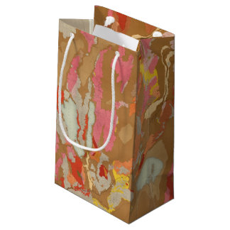 Nevada Basin Geological Small Gift Bag
