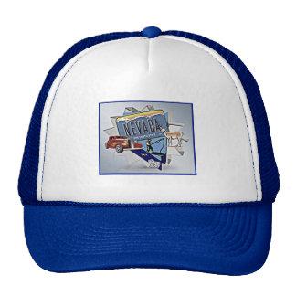 Nevada Collage Trucker Hat